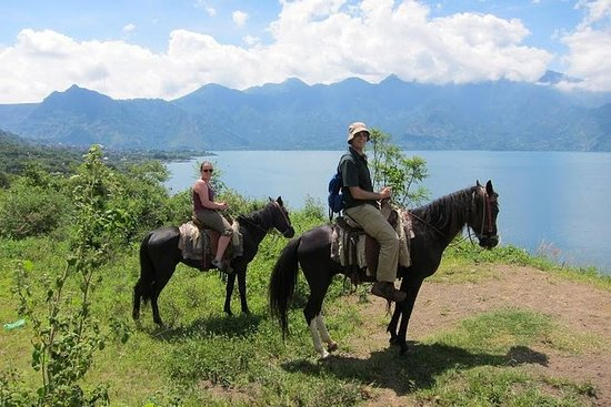 Randonnée à cheval