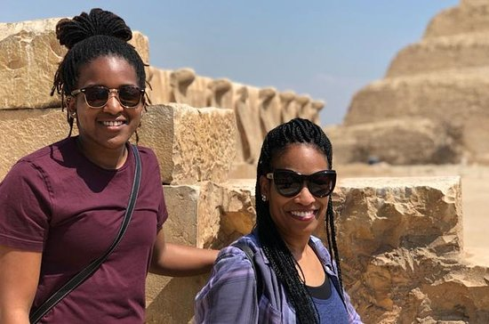 3-Day Private Tour: Giza, Cairo, and...