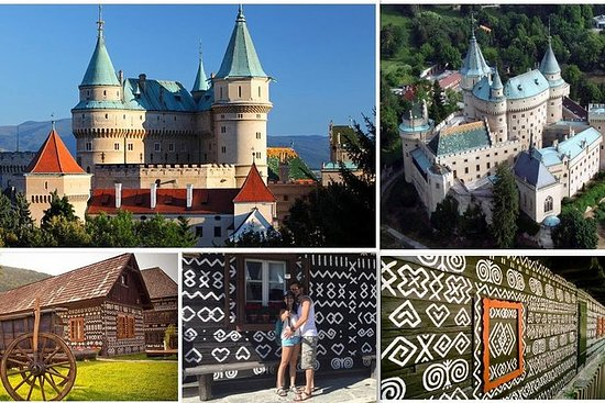 Private Day Trip to Bojnice Chateau...