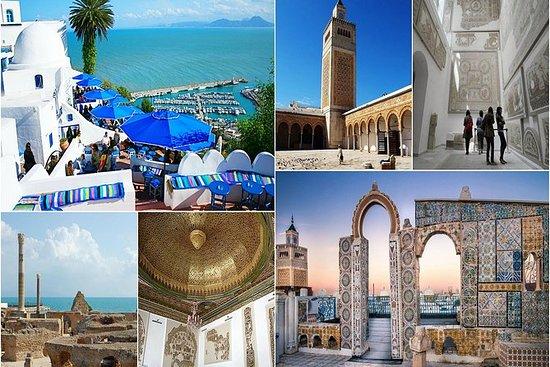 Carthage de dia inteiro, Sidi Bou...