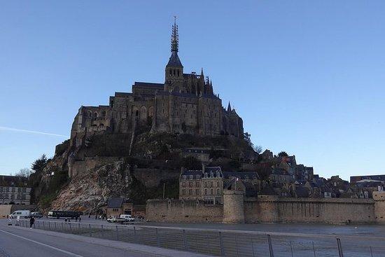 Tour pasquale a Mont Saint-Michel in