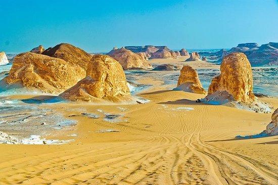 Inesquecível noite no deserto...