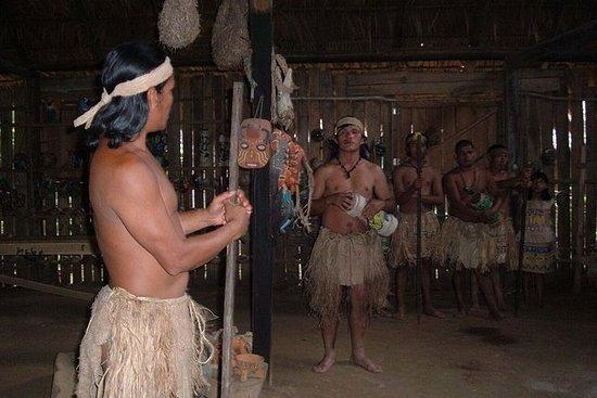 Tour Cultural Indígena Maleku