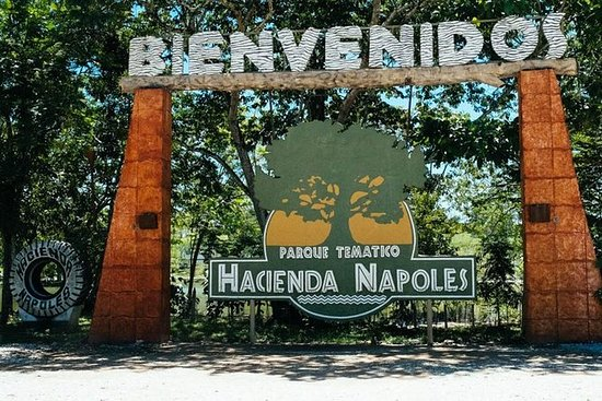 Hacienda Napoles from Medellin