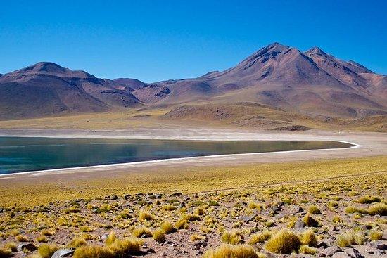 Lagunas altiplanicas with Piedras...
