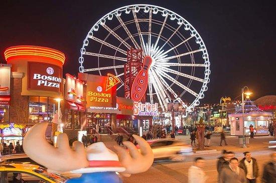 Niagara Falls Tours inkludert...