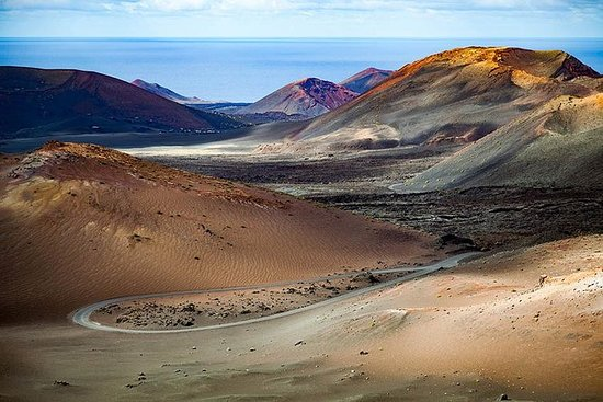 Full Day South Lanzarote Tour y...