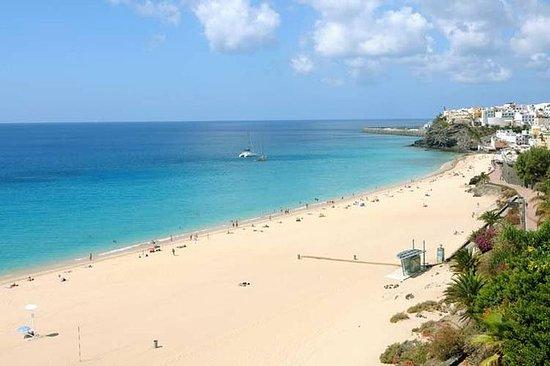 Visite de Fuerteventura avec l'entrée...