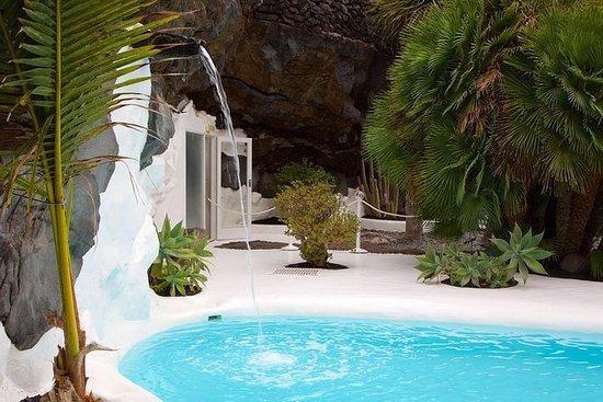 Lanzarote Cesar Manrique com grutas...