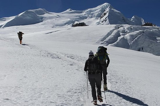 Mera Peak escalada