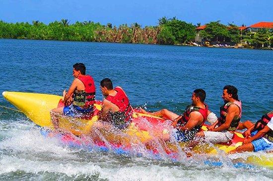 Esportes Aquáticos Em Bentota Beach...