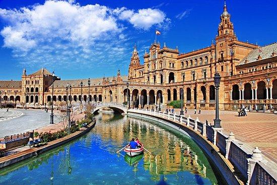 西班牙文化遗产:马德里,安达卢西亚和托莱多的弗拉门戈和美食。小组