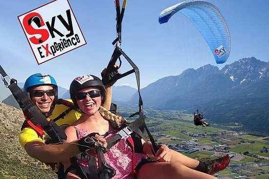 Sky Experience - Paragliding ...
