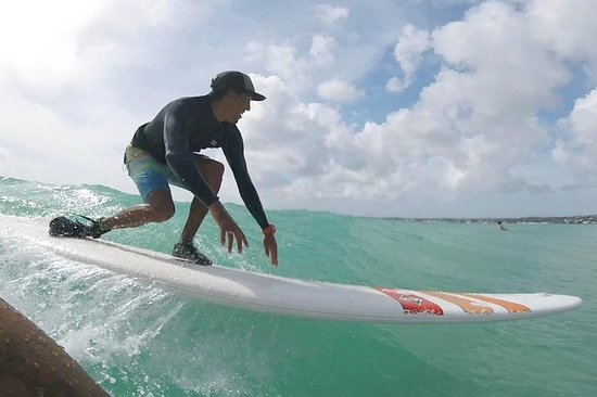 Beginner Surfing Lessons with FREE...