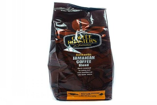 Authentic Jamaican Coffee and Rum...