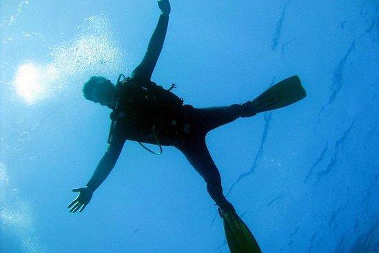 Einführungstauchgang im Meer