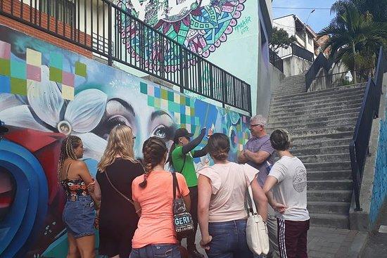 Comuna 13, visite des graffitis...