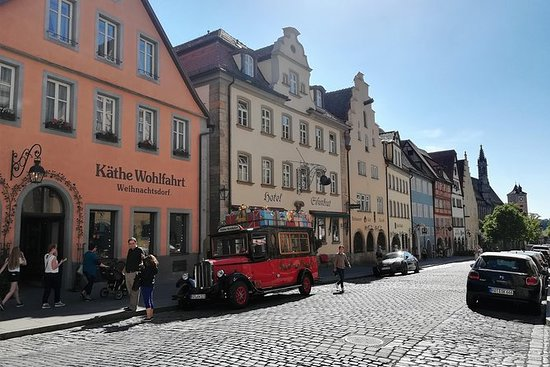 Heidelberg und Rothenburg