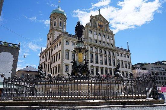 Augsburgo y castillos reales