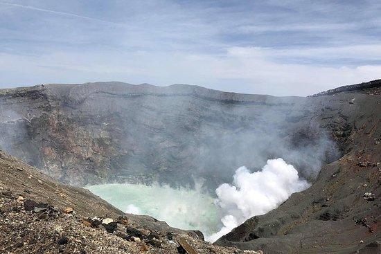 Aso, Kumamoto: 3 Tage Vulkan Trek...