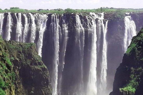 25 Days Cape til Vic Falls & Zimbabwe...