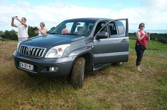 Guadeloupe Nature 4x4 Tour