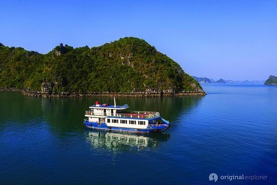 HA LONG BAY TOUR DE LUXE - CROISIERE...