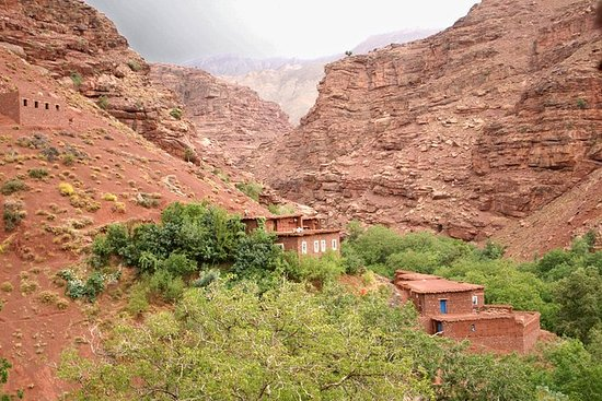 Atlasfjelltur - en dag med berbers!