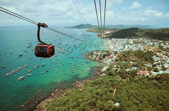 Hon Thom Natural Park Cable Car with...