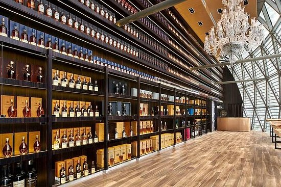 The Grande Whisky Collection Museum...