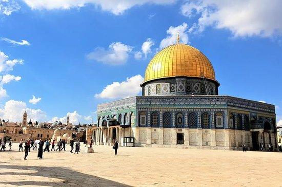 JERUSALEM TOUR DU PATRIMOINE MONDIAL...