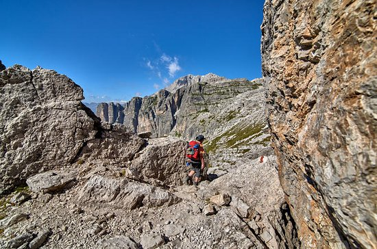 Tageswanderung in Madonna di ...