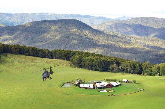 Tour en helicóptero - Spicer Peak...