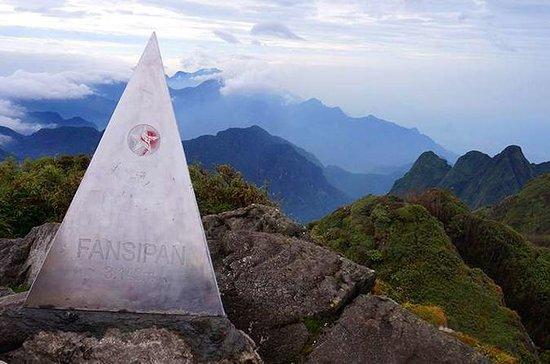 Fansipan Summit Trek 3 Tage 4 Nächte