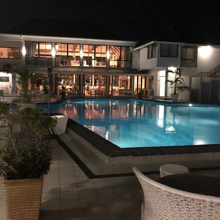 Pool - Muri Beach Club Hotel Photo