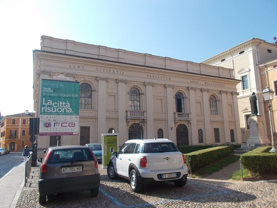 Palazzo dell'Accademia Nazionale Virgiliana