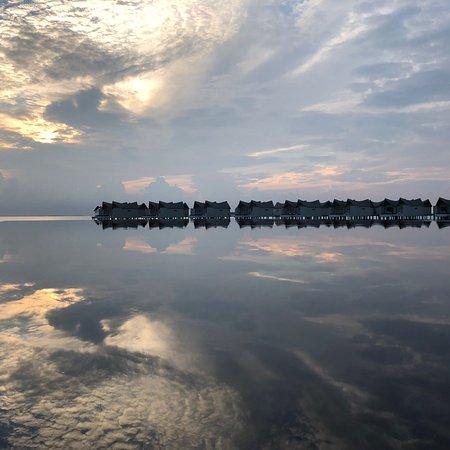 Bilde fra Noonu-atollen