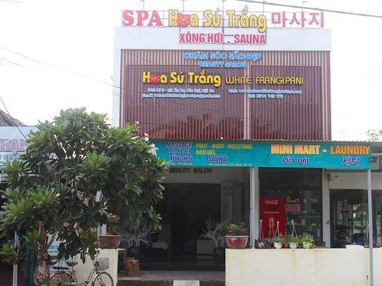 Hoi An Hoa Su Trang Spa