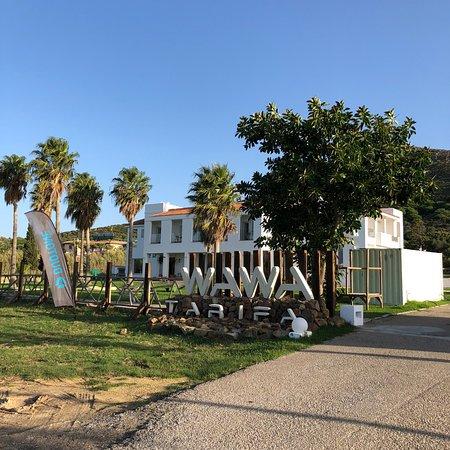 Wawa Tarifa, hoteles en Tarifa