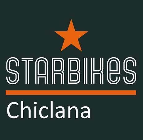 Chiclana de la Frontera, Spanien: Starbikes Bikestation rental & personal guiding.  Join us at Iberostar Royal Andalus / Sancti Petri.