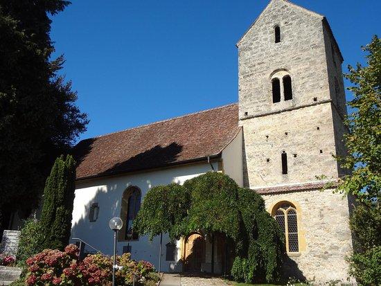 Kirche Erlach