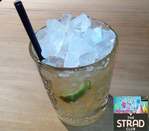Cocktail; Caipiroska