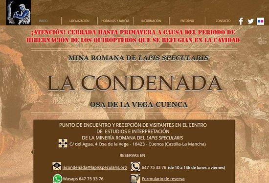 Mina Romana de Lapis Specularis La Condenada