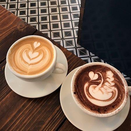 A snapshot of Malt Cafe