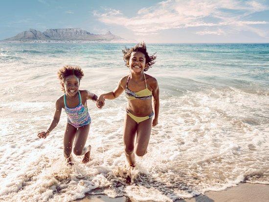 Western Cape, South Africa: Beach