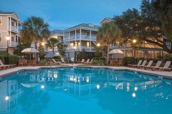 Edisto Beach, Южная Каролина: Pool