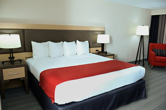 Fairborn, OH: Guest room