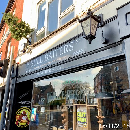 Worcester, UK : The Bull Baiters Inn