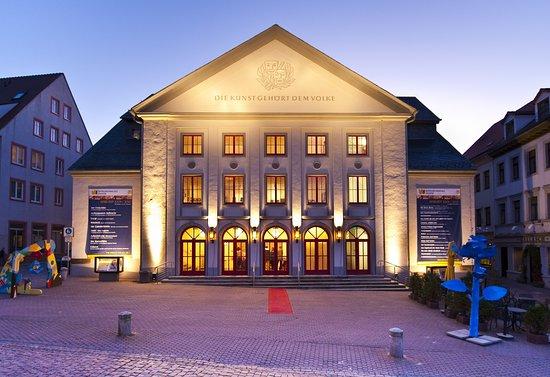 Mittelsaechsisches Theater