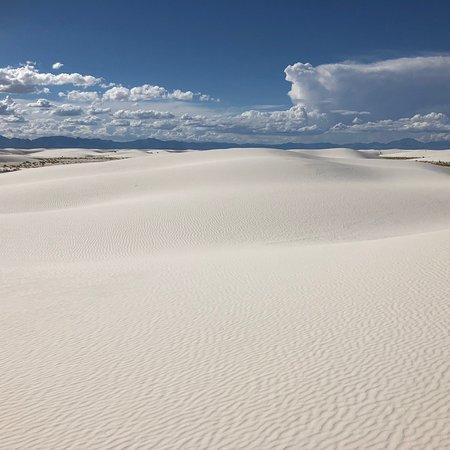 White Sands Photo